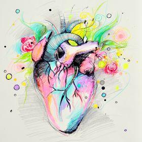 Heart's Art Anna Sarbok