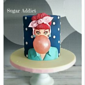 Sugar Addict By Alexandra Alifakioti