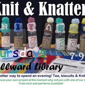 UoN Knit-A-Soc
