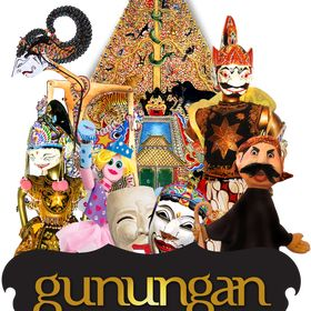 Gunungan Festival Bandung Indonesia