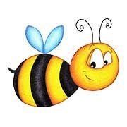 Bee Happy Art