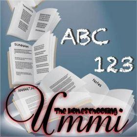 Homeschooling Ummi