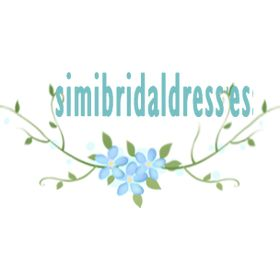 Simibridaldresses