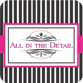 All In The Detail Wedding & Event Planning