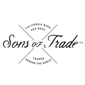 Sons of Trade Atlas Duffle in Obsidian