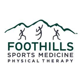 Foothills Sports Medicine Foothillsrehab On Pinterest