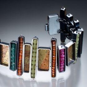 Kinzig Design Studios - Lamps and Jewelry