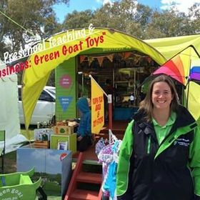 Kirsty 'Green Goat Boutique Toy Store'