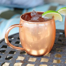 Custom Copper Mugs by Alchemade