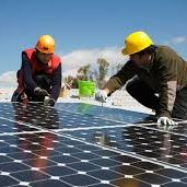 Solar energy process
