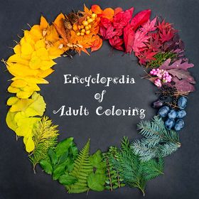 EncyclopediaOf AdultColoring