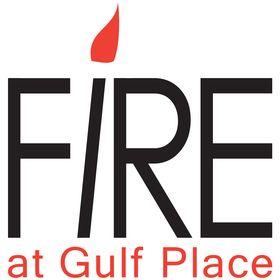 Fire at Gulf Place