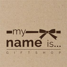 my name is giftshop