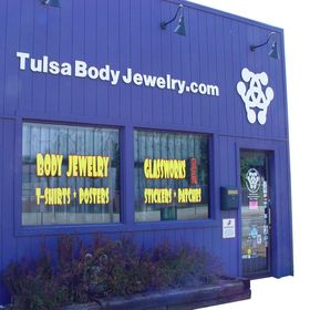 Tulsa Body Jewelry