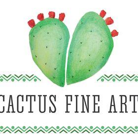 Cactus Fine Art