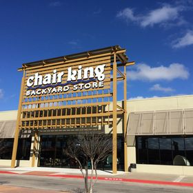 Chair King Backyard Store