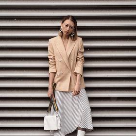 Wow Looks fürs Büro: Mit diesen 10 Blusen Rock Kombis