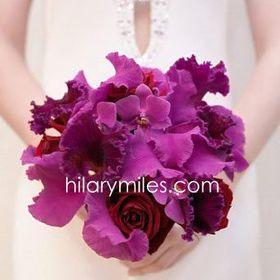 Hilary Miles Flowers