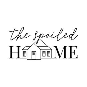 The Spoiled Home instagram Profile Picture