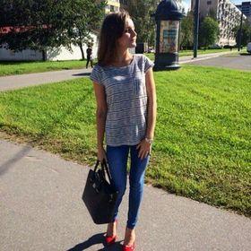 Лиза Стопина