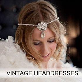 Vintage Headdresses