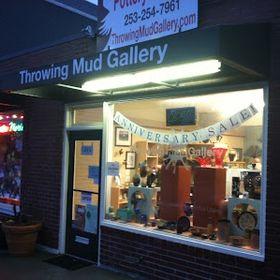 Throwing Mud Gallery