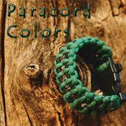 Paracord Colors