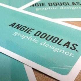 Angie Douglas. Graphic Designer