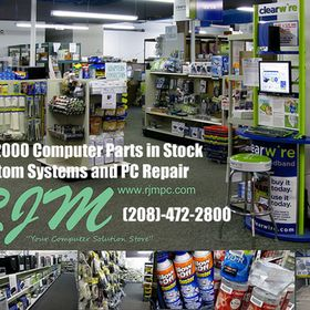 RJM Computers Boise