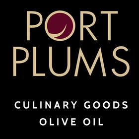 Port Plums & Newburyport Olive Oil
