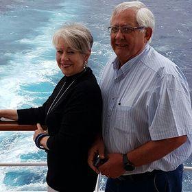 Leon and Gillian Stroebel