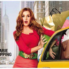 Marie Shopping