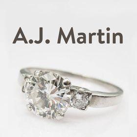 e363a197113de2 A.J. Martin Estate Jewelry, Etc. (ajmartinjewelry) on Pinterest