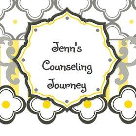 Juggling it All with Jenn: Jenn's Counseling Journey