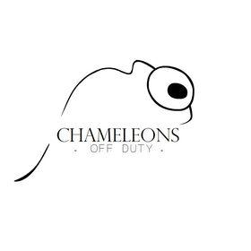 Chameleons Off Duty .