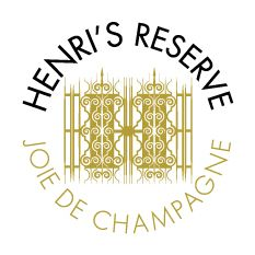Henri's Reserve Champagne