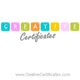 Creative Certificates