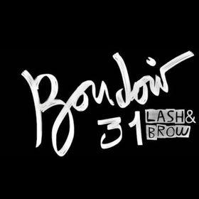 Boudoir31 lash&brow