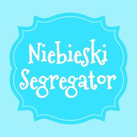 Niebieski Segregator