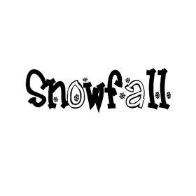Snowfall Beads