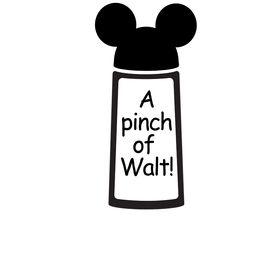 A Pinch of Walt