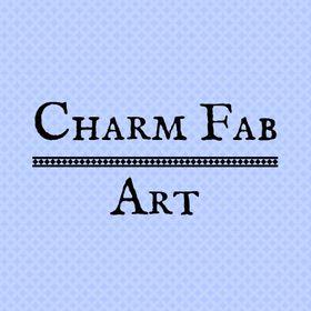 CHARM FAB ART fabric craft supplies