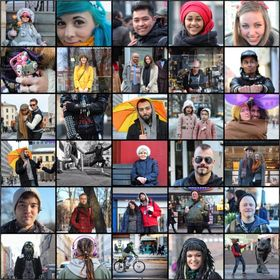Humans of Oslo