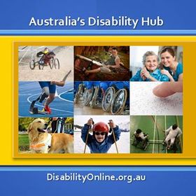 Disability Online Australia's Disability  Hub