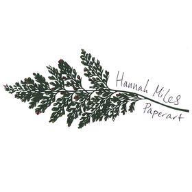Hannah Miles Paperart
