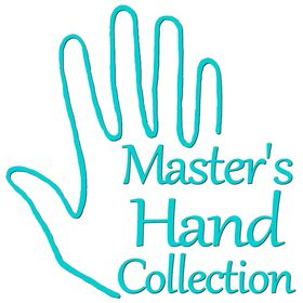 Master's Hand Collection | Christian Art | Sign Language Art
