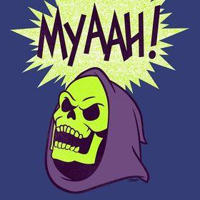 Skeletor Trveskeletor On Pinterest