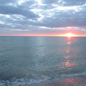 Sunrise High Five