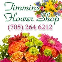 Timmins Flower Shop