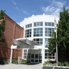 American Fork Library